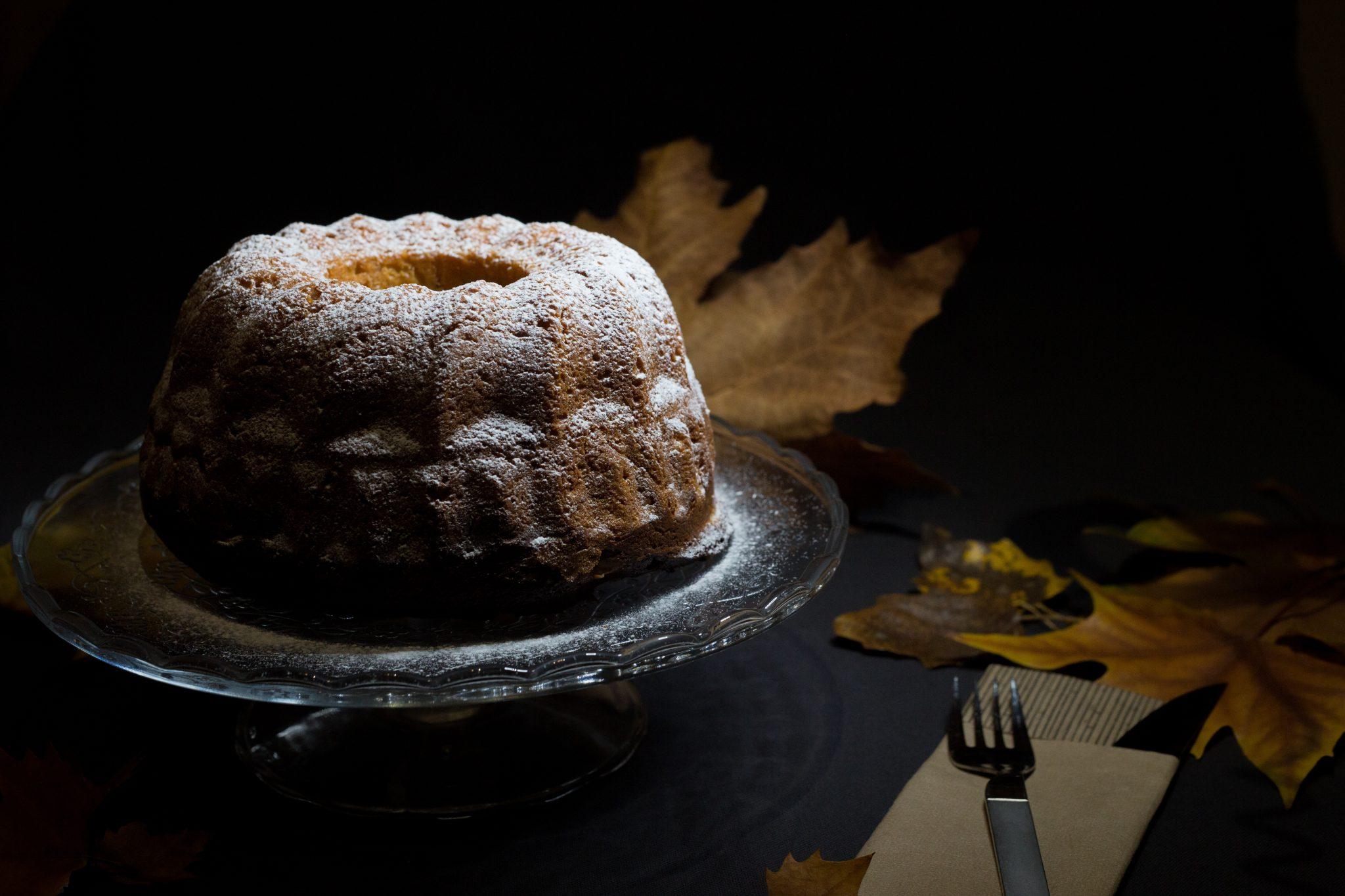 bundt cake calabaza