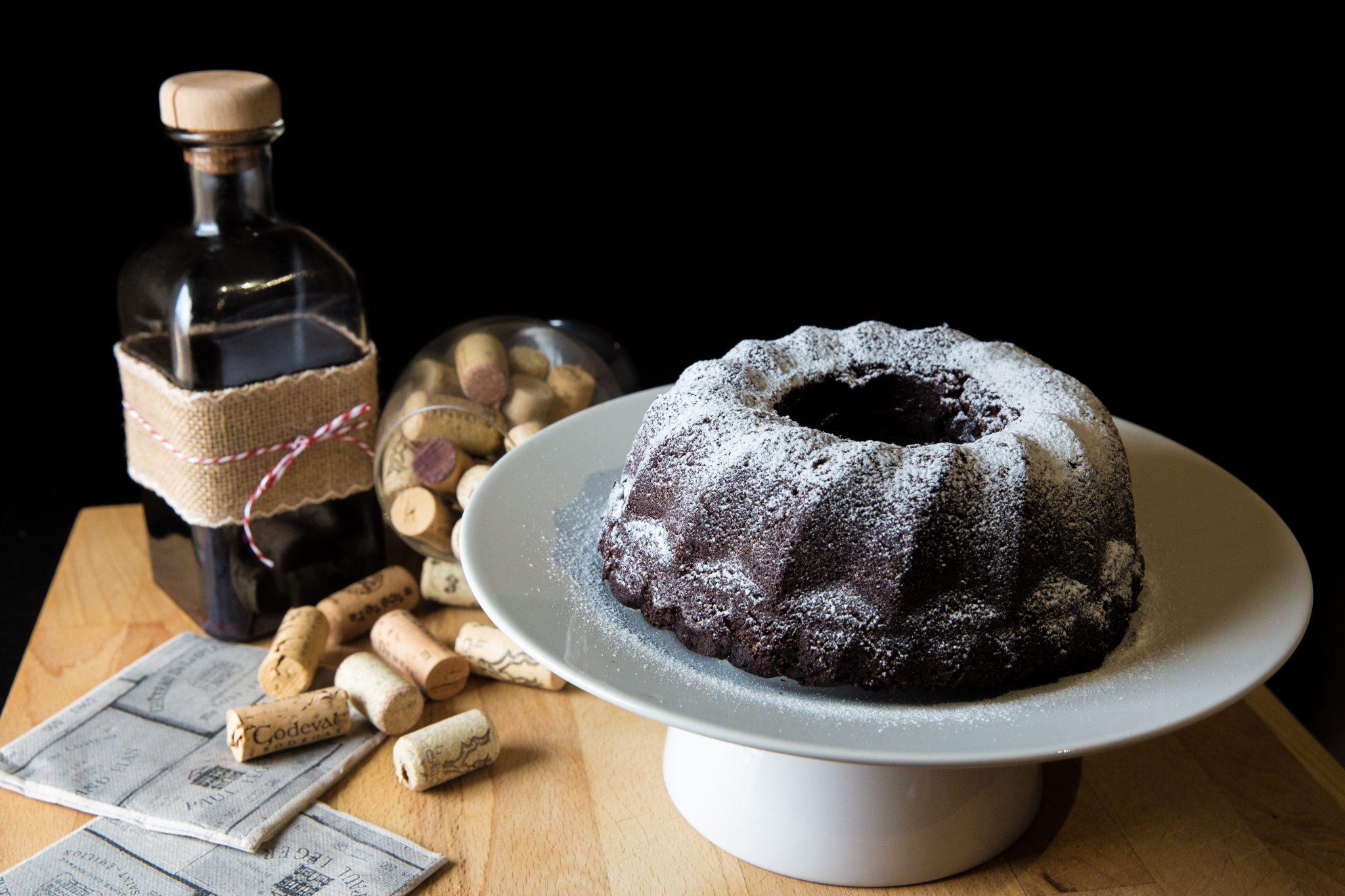 Bundt Cake de Glühwein – Te invito a mi mesa